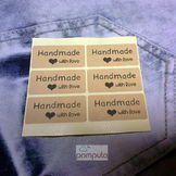 Handmade with love 12kpl